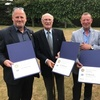 3 nieuwe Paul Harris Fellows bij Rotary Club Eeklo